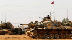 TSK Afrin'deki son durumu açıkladı