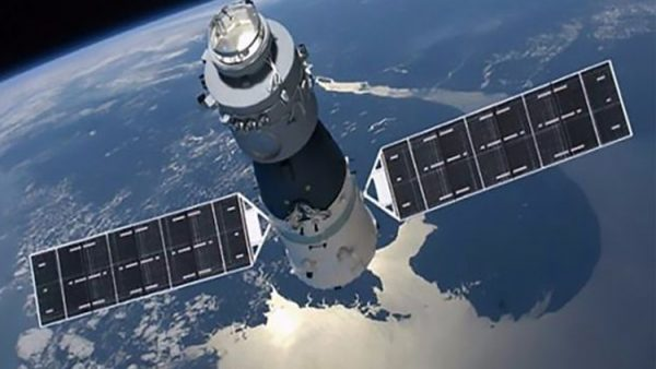 Çin'in kontrolden çıkan uzay üssü Tiangong-1 Dünya'ya düşebilir, Türkiye de riskli bölgede…