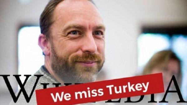 Wikipedia'dan 'Türkiye'yi Özledik' kampanyası