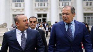 Çavuşoğlu ve Lavrov, 14 Mart'ta bir araya gelecek