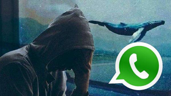 WhatsApp kullananlar için Mavi Balina tehlikesi