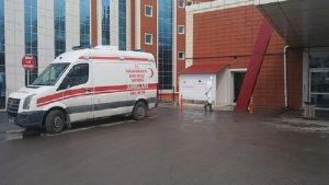 Koliden çıkan esrarengiz gaz 14 kişiyi zehirledi