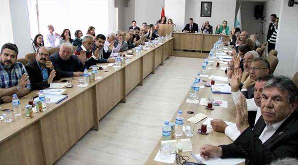 Silifke Belediyesi Nisan ayı meclis toplantısını gerçekleştirdi