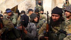 Ceyşül İslam, Türkiye sınırına kaydırılıyor