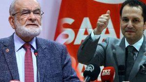 Karamollaoğlu'ndan Fatih Erbakan'a mesaj