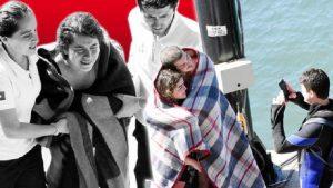 Fethiye'de tekne battı ihbarı… 71 üniversiteli kurtarıldı