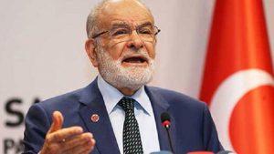 Karamollaoğlu'ndan ittifak açıklaması: İYİ Parti…