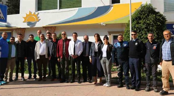 Mezitli'de Tour Of Mersin hazırlıkları başladı
