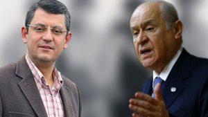 Özür Özel'den Devlet Bahçeli'ye 'Tipitip' yanıtı: Gargamel!