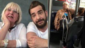 Enis Arıkan: Annemi metrobüste uyurken çekmişler