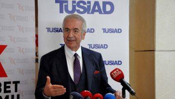 TÜSİAD Başkanı Erol Bilecik'ten 'OHAL' açıklaması