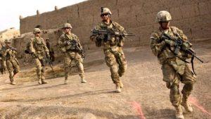 Pentagon'dan asker çekme açıklaması: Dedikodu