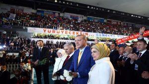 AKP'nin kongre tarihi belli oldu