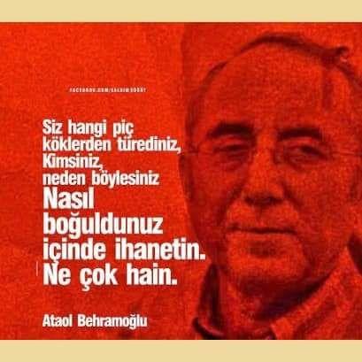 Ataol Behramoğlu Okumak Atilla Köprülüoğlu