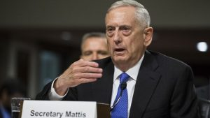 """ABD Savunma Bakanı Mattis: """"Rusya, Suriye'nin suç ortağıdır"""""""