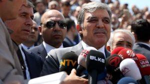 Abdullah Gül'den açıklama! Aday olacak mı?