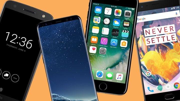 Türkiye'de en çok satılan akıllı telefonlar