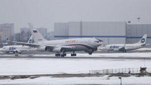 Rus diplomatlar Moskova'ya döndü