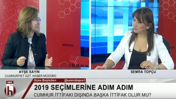 Ankara'da sürpriz ittifak senaryoları