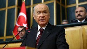 """Devlet Bahçeli'den """"Tosuncuk"""" tepkisi: Sülükler"""