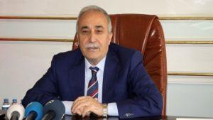 Bakan Eşref Fakıbaba: Halk bizden yüz çevirdi