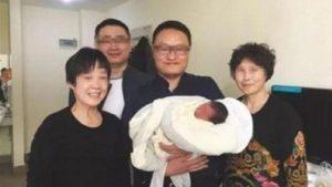 Ailesi öldükten 4 yıl sonra doğdu