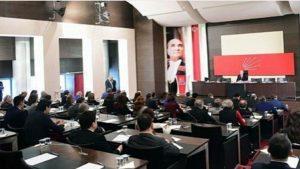 CHP PM toplatısında neler konuşuldu?