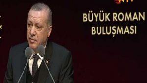 Cumhurbaşkanı Erdoğan: Bunların medeniyetten nasibi yoktur