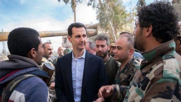 Suriye Ordusu Doğu Guta'da kontrolü sağladı