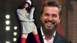 Engin Altan Düzyatan'ın eşi Neslişah'ın reklam filmi kıskançlığı