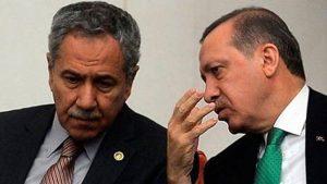 Erdoğan Saray'da Bülent Arınç ile görüşecek