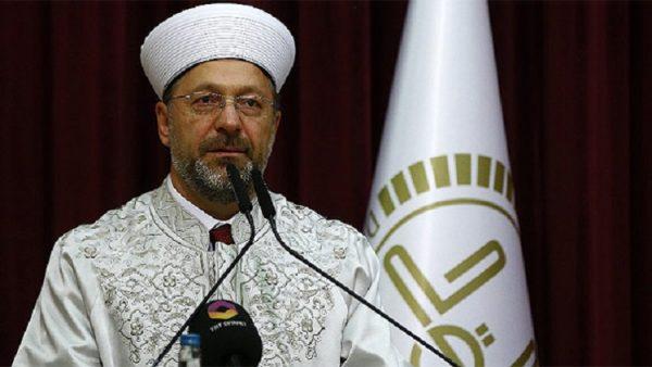 Diyanet İşleri Başkanı Ali Erbaş'tan 'deizm' açıklaması