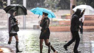 Türkiye yağışa teslim! Hafta sonu hava nasıl olacak?