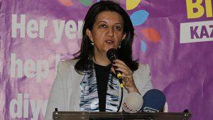 Pervin Buldan: HDP hiçbir zaman sandığa gömülmedi