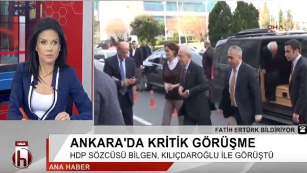 HDP'den CHP'ye kritik ziyaret