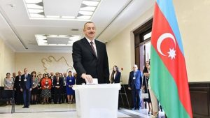 Azerbaycan'da seçim sonuçları açıklandı