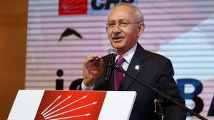 Kemal Kılıçdaroğlu: Hulusi Akar'ın Gül'e gitmesi korkunun eseridir