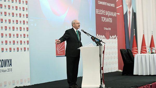 Kemal Kılıçdaroğlu'ndan Erdoğan'a: Meydanı sen belirle gelmeyen şerefsiz