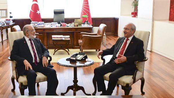 Kılıçdaroğlu ile Karamollaoğlu görüşmesi sonrası açıklama