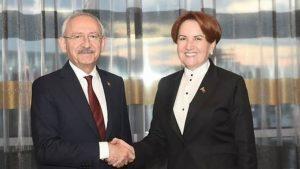 Kemal Kılıçdaroğlu ile Meral Akşener bir araya geliyor
