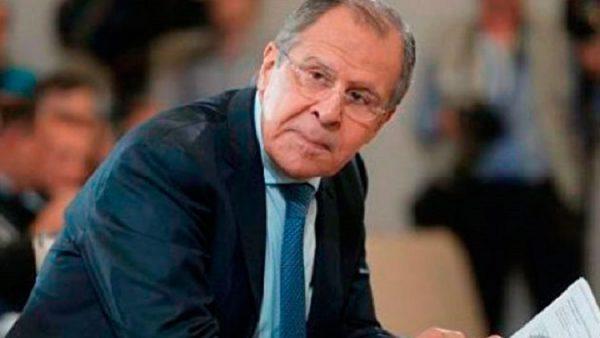 """Lavrov: """"Rusofobik ülkelerin mizanseni"""""""