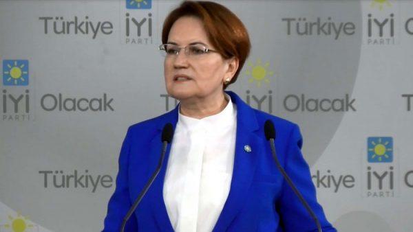 Meral Akşener: İktidar şanlı ordumuzu 'Televole' programlarına malzeme yapmıştır
