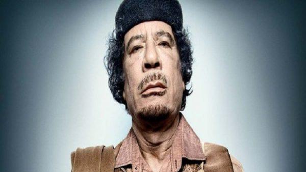Muammer Kaddafi'nin hayatı dizi oluyor