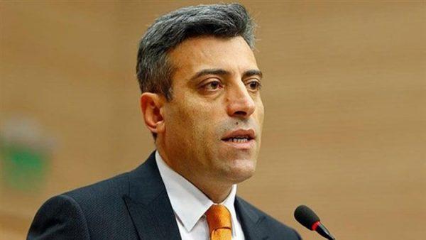 CHP'den Öztürk Yılmaz cumhurbaşkanlığına aday adaylığını açıkladı