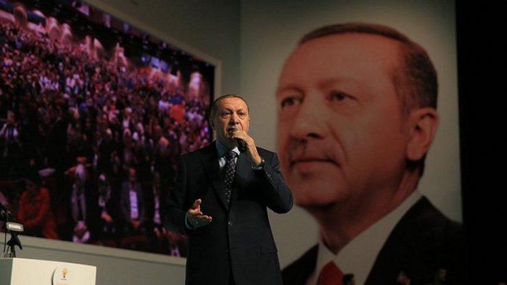 Erdoğan İstanbul hedefini açıkladı