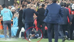 TFF, Fenerbahçe Beşiktaş maçıyla ilgili kararını açıkladı!
