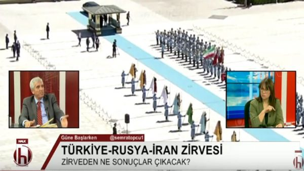 Türkiye-Rusya ve İran üçlü zirvesinden ne sonuç çıkar?