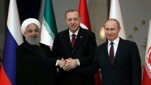 Üçlü zirve sonrası liderlerden ortak açıklama
