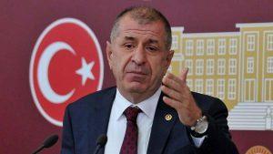 İYİ Partili Özdağ'dan Albayrak'a 'karı-koca' yanıtı