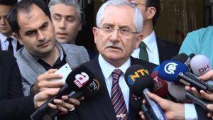 YSK Başkanı'ndan İYİ Parti açıklaması!